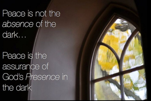 from ann voskamp ~ a holy experience