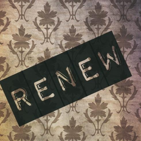 renew . . . 2014