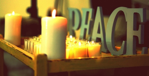 peace - advent week 2
